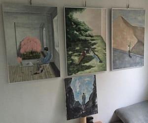 art, pastel, and pink image