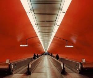 aesthetic, underground, and lights image