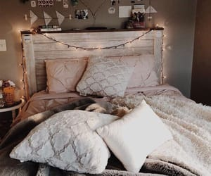 bedroom, home decor, and room decor image