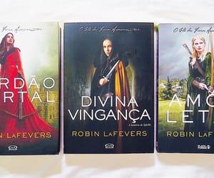 book, livros, and his fair assassin image