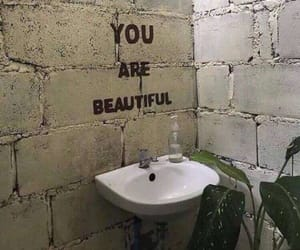 beautiful, quotes, and mirror image