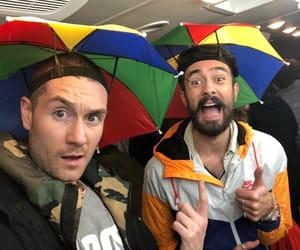 bastille, happy, and music image