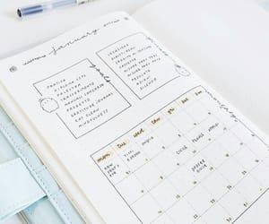 calendar, january, and minimalist image