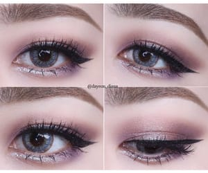 contacts, eyebrow, and lashes image