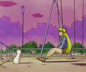 anime, pink, and teenage image