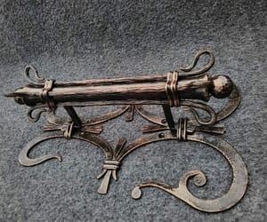 doorhandle, etsy, and mens gift image