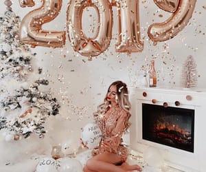 2019, balloons, and girl image
