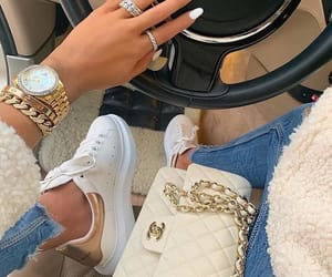 fashion, chanel, and car image