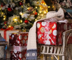 cozy, happiness, and christmas gift image