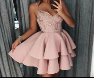 homecoming dresses, homecoming dress, and a-line homecoming dresses image