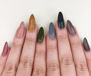 art, nail, and nail polish image