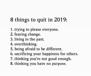 life, quotes, and 2019 image