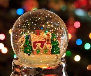 bright, gif, and christmas lights image