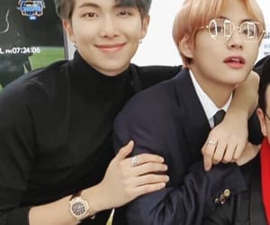 v, rm, and bts image