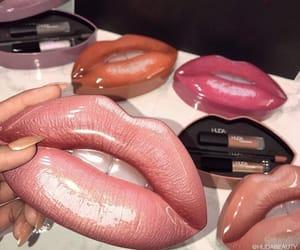 boys, girls, and lips image
