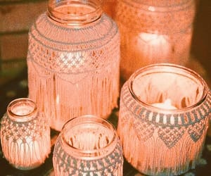 boho, cute, and candles image