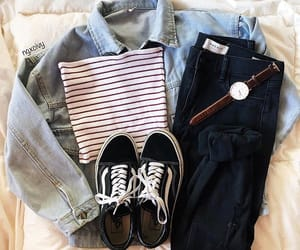black jeans, fashion, and goals image