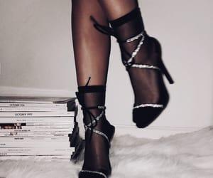 heels, jewels, and magazines image
