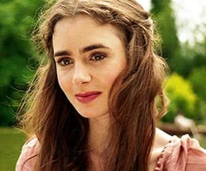 beauty, les miserables, and lily collins image