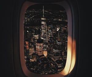 travel, city, and window image