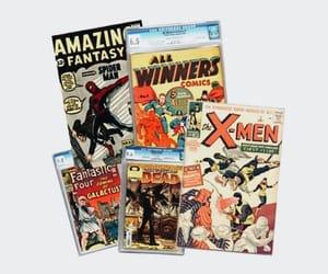comics, Marvel, and spiderman image