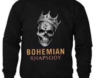 bohemia, Queen, and rock image