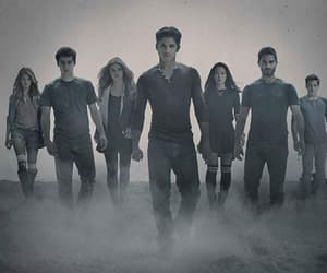 article, teen wolf, and scott mcall image