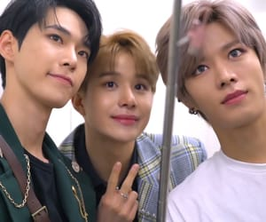 nct, kpop, and jungwoo image