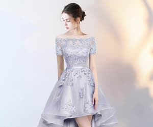 prom dress short and homecoming dresses a-line image