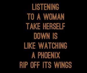 doubt, inspirational, and phoenix image