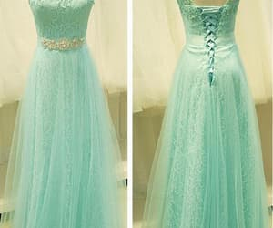 bridesmaid dress, prom dresses lace, and prom dresses 2018 image