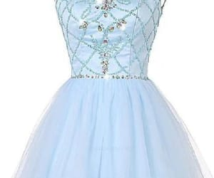 cute prom dresses and white homecoming dress image