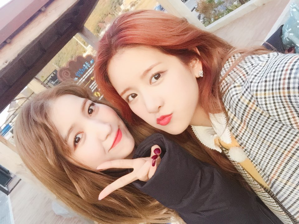 exy, idol, and gfriend image