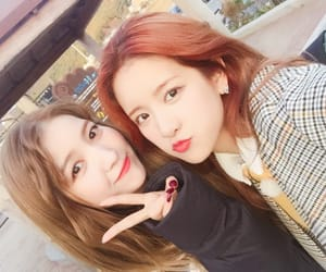 exy, k-pop, and gfriend image