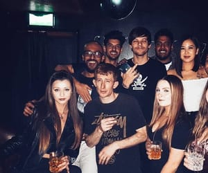party, louis tomlinson, and eleanor calder image