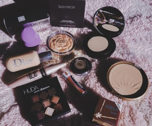 benefit, cosmetics, and dior image