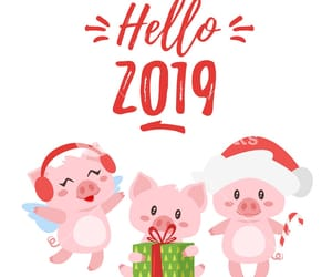 new year, 2019, and new years image