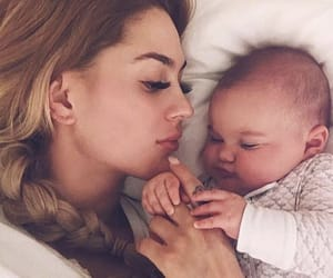 babies, family, and lovely image