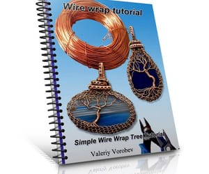 etsy, tutorial, and wire wrapped jewelry image