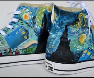 etsy, sneakers, and drwho image