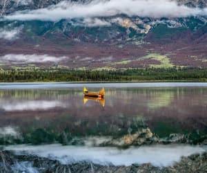 awesome, enchanting, and lake image