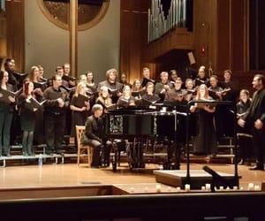 bass, black, and choir image