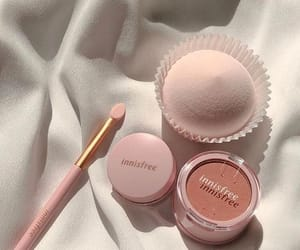 aesthetic, pink, and makeup image