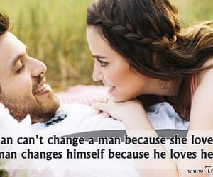 love quotes, love relationship quotes, and when woman loves a man image