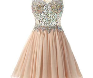 prom dress short and prom dress a-line image