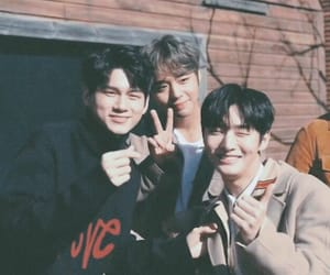 wanna one, kim jaehwan, and park jihoon image