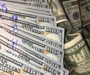 cash, money, and cash money image