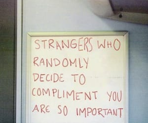 compliment, important, and quotes image