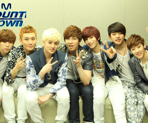 kevin, dongho, and kiseop image