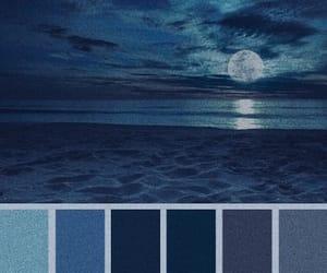 aesthetic, blue, and era image